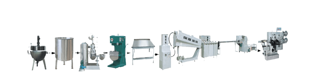 Изображение - Оборудование для производства леденцов linija-proizvodstva-mjagkih-konfet-irisa-s-nachinkoj
